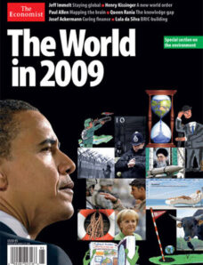 The Economist – The World in 2009