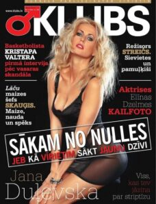 Klubs – March 2010
