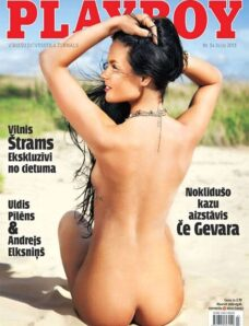 Playboy Latvia – July 2013