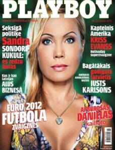 Playboy Latvia – June 2012