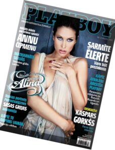 Playboy Latvia – March 2011