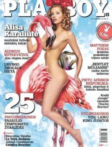 Playboy Lithuania – June 2010