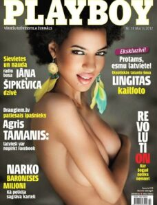 Playboy Latvia – March 2012