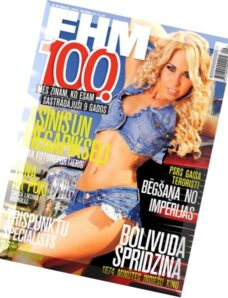 Playboy Latvia – September 2012