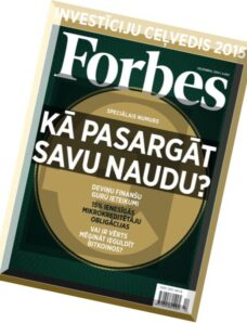 Forbes Latvia – Decembris 2014