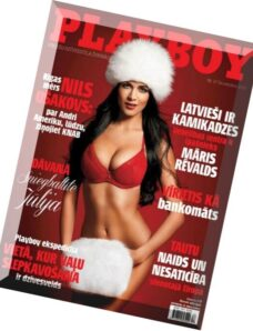 Playboy Latvia – December 2012