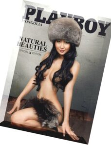 Playboy Mongolia Natural Beauties – Issue 02