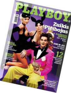 Playboy Lithuania – December 2009