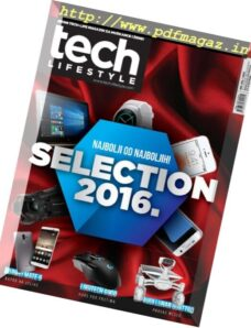Tech Lifestyle – N 194, 2016