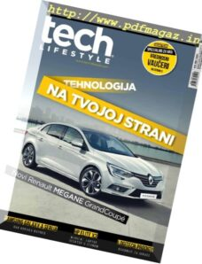 Tech Lifestyle – N 195, 2017