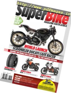 Superbike South Africa – May 2017