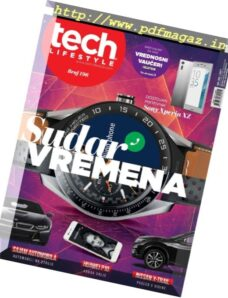Tech Lifestyle – N 196, 2017