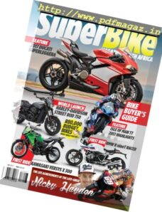 Superbike South Africa – July 2017