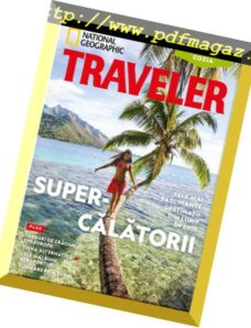 National Geographic Traveler Romania – februarie 2019
