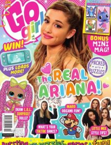 Go Girl – Issue 302 – August 2020