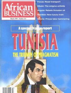 African Business English Edition – March 1999