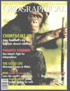 Geographical – June 1999