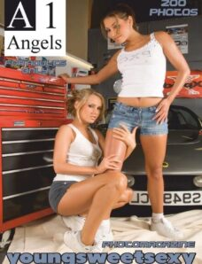 A1 Angels Sexy Girls Adult Photo Magazine – March 2021