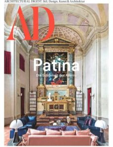 AD Architectural Digest Germany – April 2021