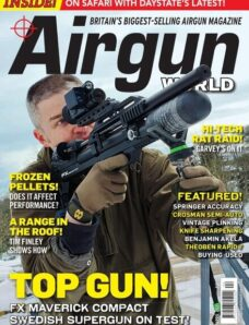 Airgun World – April 2021