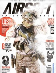 Airsoft International – Volume 16 Issue 12 – March 2021