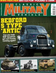 Classic Military Vehicle – Issue 239 – April 2021