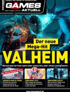 Games Aktuell – April 2021