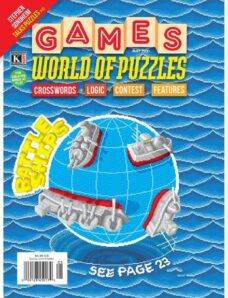 Games World of Puzzles – May 2021