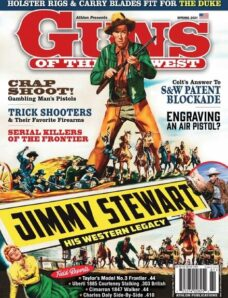 Guns of the Old West – April 2021