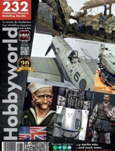 Hobbyworld English Edition – Issue 232 – February 2021