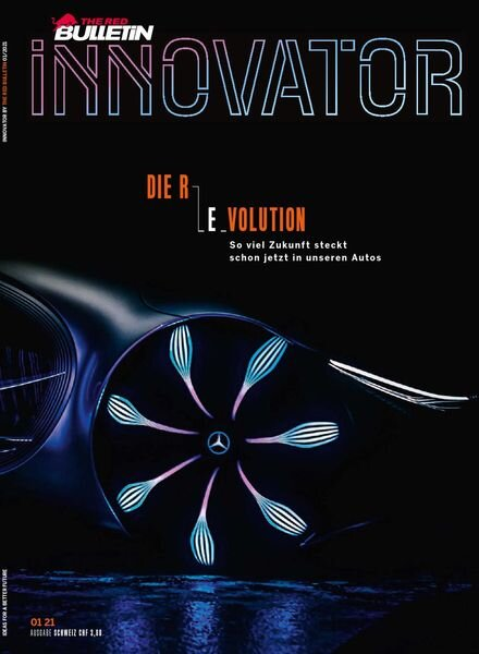 Innovator by The Red Bulletin – Nr 1 2021