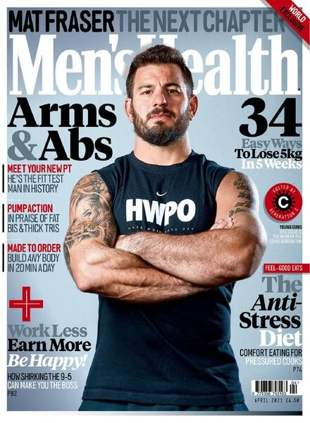 Men's Health UK – April 2021