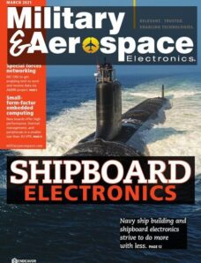 Military & Aerospace Electronics – March 2021