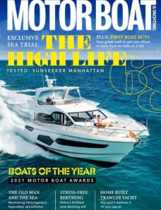 Motor Boat & Yachting – March 2021