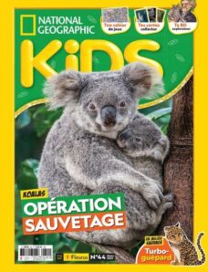 National Geographic Kids France – Mars 2021