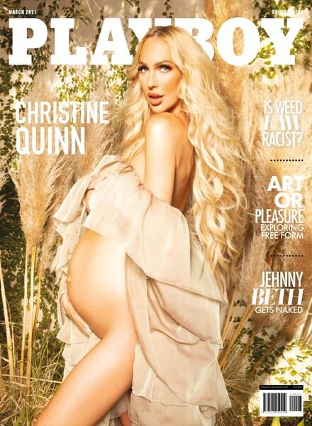 Playboy South Africa – March 2021