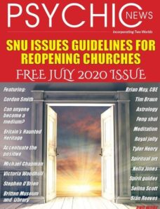 Psychic News – Issue 4190 – July 2020
