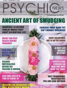 Psychic News – Issue 4197 – February 2021