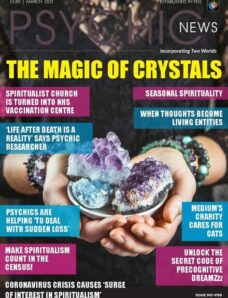Psychic News – Issue 4198 – March 2021