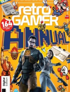 Retro Gamer Annual – 04 February 2021
