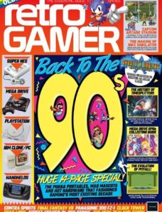 Retro Gamer UK – March 2021