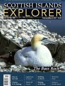 Scottish Islands Explorer – Issue 127 – February-March 2021
