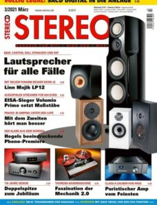 Stereo – Marz 2021