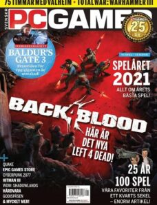 Svenska PC Gamer – 09 mars 2021