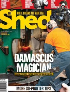 The Shed – March-April 2021