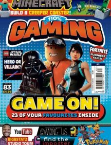 110% Gaming – Issue 83 – 24 March 2021
