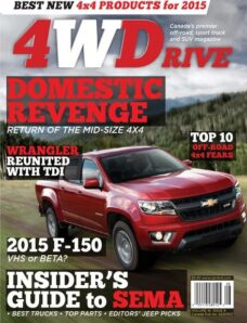 4WDrive – Volume 16 Issue 8 – January 2015