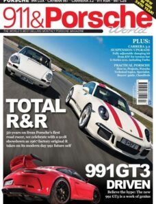 911 & Porsche World – Issue 280 – July 2017