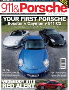 911 & Porsche World – Issue 282 – September 2017
