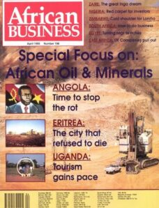 African Business English Edition – April 1995